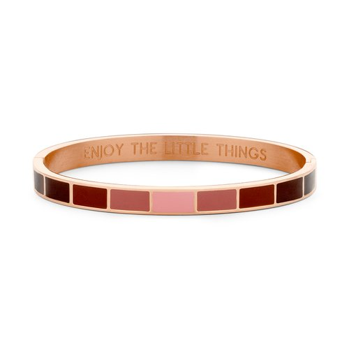 CO88 Rose Gold Steel Ion Plated Bracelet 8CB-90362