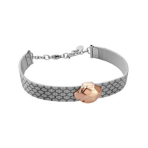 JUST CAVALLI Animal Stainless Steel Bracelet JCFB00080300