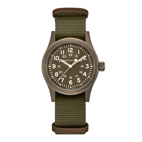 HAMILTON Khaki Field Mechanical H69449961