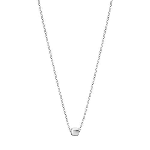 CALVIN KLEIN Side Stainless Steel Necklace KJ5QMN000100