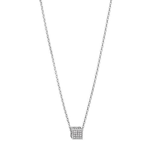 CALVIN KLEIN Rocking Stainless Steel Necklace KJ9CWN040100