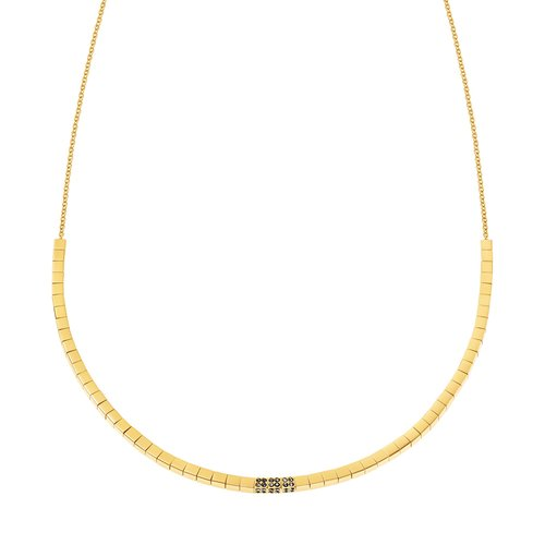 CALVIN KLEIN Tune Stainless Steel Necklace KJ9MJN140200