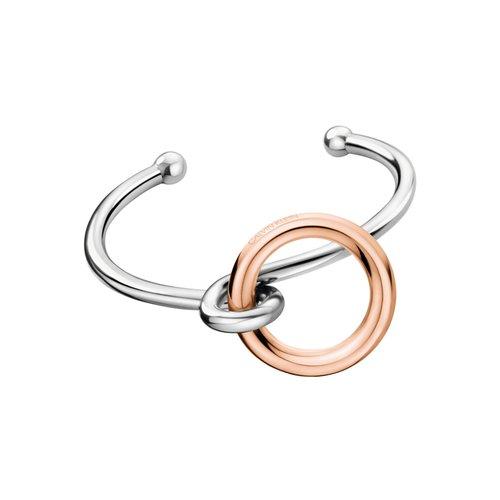 CALVIN KLEIN Clink Stainless Steel Bracelet KJ9PPF2001