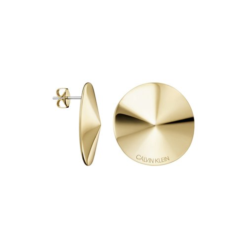 CALVIN KLEIN Spinner Stainless Steel Earrings KJBAJE100100