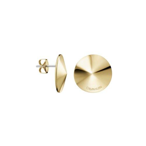 CALVIN KLEIN Spinner Stainless Steel Earrings KJBAJE100200