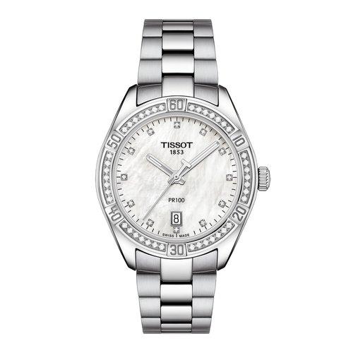 TISSOT PR100 Lady Sport Chic Diamonds T1019106111600