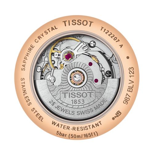 TISSOT Carson Premium Automatic Lady T1222073303100