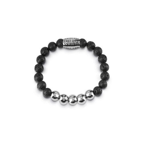 GUESS Beads Stainless Steel Bracelet UMB85016