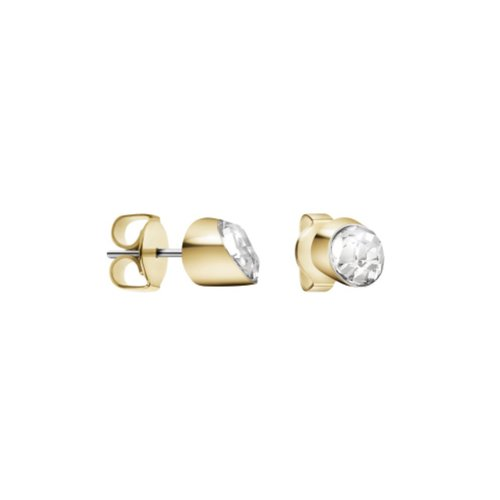 CALVIN KLEIN Brilliant Stainless Steel Earrings KJ8YJE140200