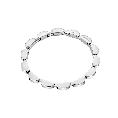CALVIN KLEIN Wavy Stainless Steel Bracelet KJAYMB0002