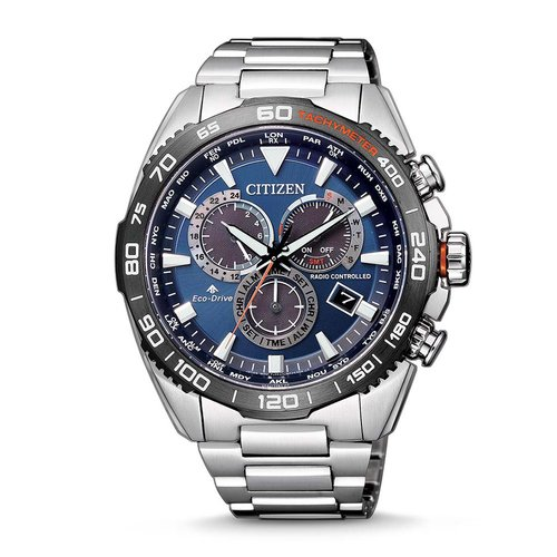 CITIZEN Eco-Drive Radio Controlled CB5034-82L