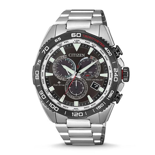 CITIZEN Eco-Drive Radio Controlled CB5036-87X