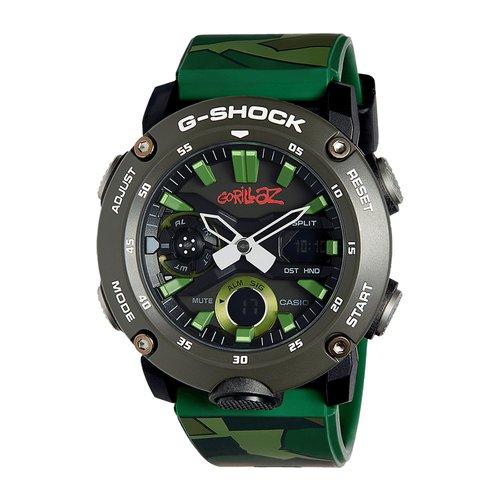 CASIO G-Shock X Gorillaz Camo GA-2000GZ-3AER