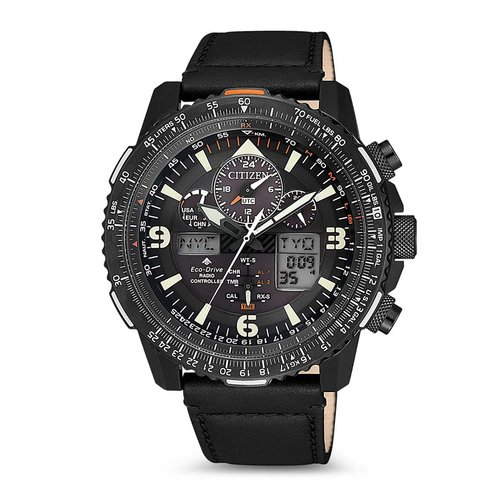 CITIZEN Eco-Drive Radio Controlled JY8085-14H