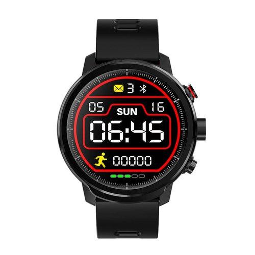 DAS-4 SG04 Black Grey Smartwatch 70012