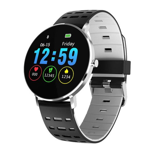 DAS-4 SL14 Black Grey Smartwatch 70022