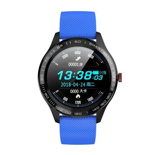 DAS-4 SG08 Blue Smartwatch 70034