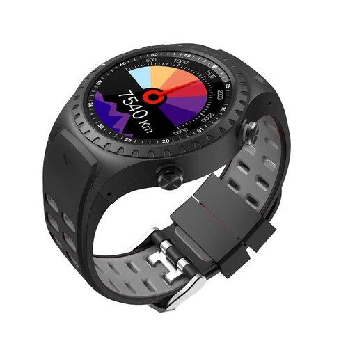 DAS-4 SG12 Black Grey Smartwatch 75012