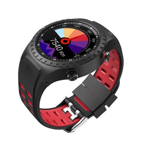 DAS-4 SG12 Black Red Smartwatch 75013