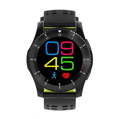 DAS-4 SG10 Black Green Smartwatch 80013