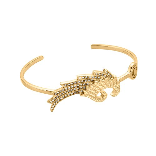 JUST CAVALLI Glam Chic Gold Stainless Steel Bracelet JCBA00670200