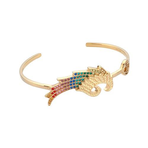JUST CAVALLI Glam Chic Gold Stainless Steel Bracelet JCBA00670400