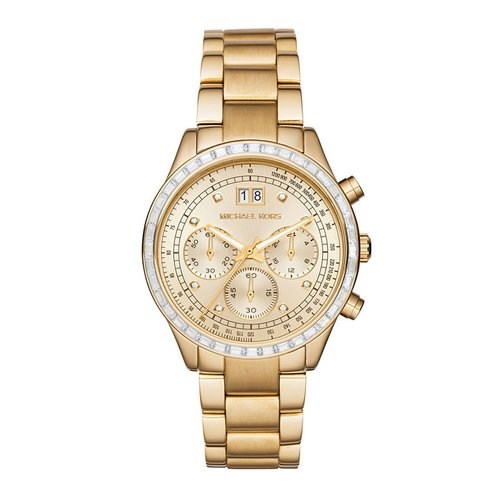 MICHAEL KORS Brinkley Crystals Chronograph MK6187