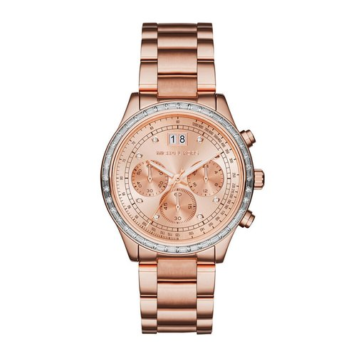 MICHAEL KORS Brinkley Crystals Chronograph MK6204