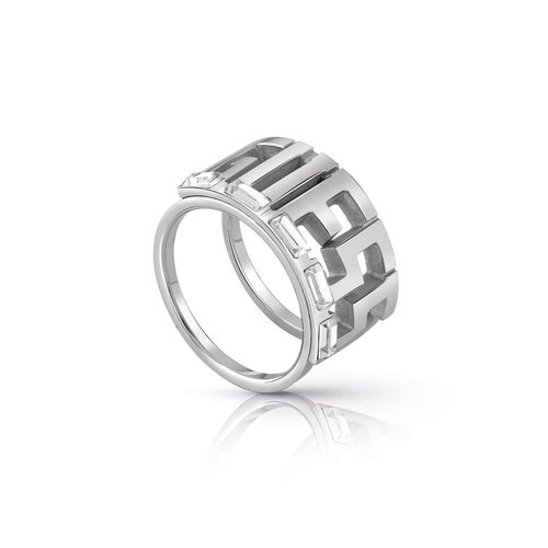 GUESS Steel Ring UBR78011