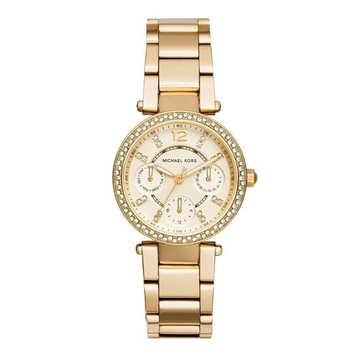 MICHAEL KORS Mini Parker Crystals Multifunction MK6056