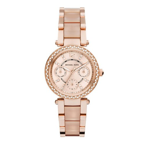MICHAEL KORS Parker Crystals Multifunction MK6110