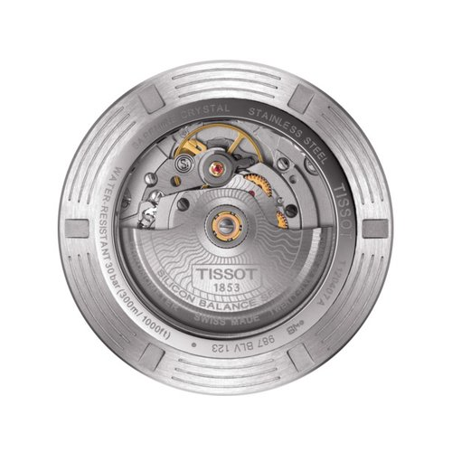 TISSOT Seastar 1000 Powermatic 80 Silicium T1204071104101