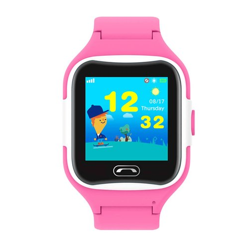 DAS-4 Skido Light Rose Kid Smartwatch 75023