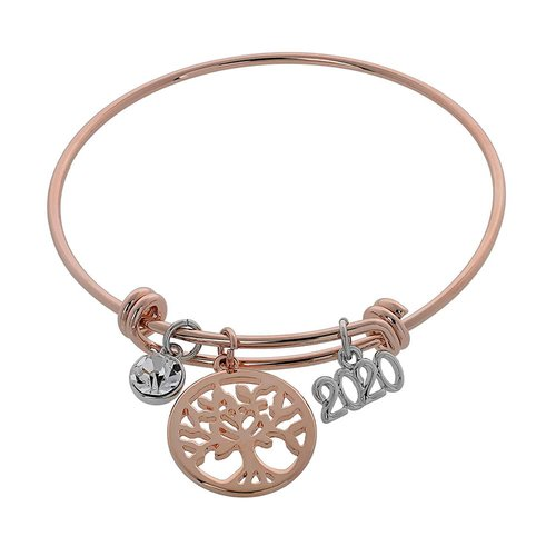 VISETTI Rose Gold Brass Bracelet MS-WBR200