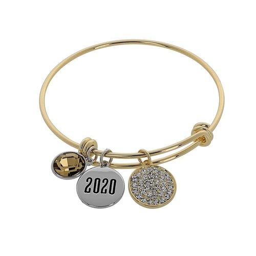 VISETTI Gold Brass Bracelet MS-WBR202