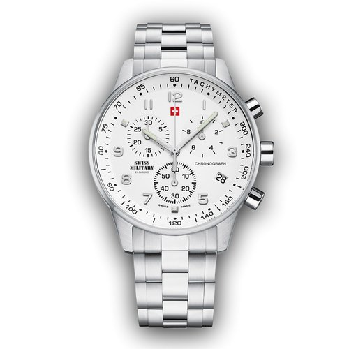 SWISS MILITARY by CHRONO Chronograph SM34012.02