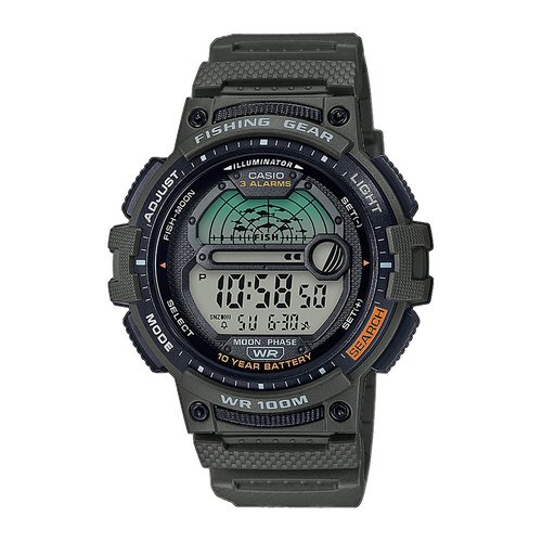 CASIO Collection WS-1200H-3AVEF