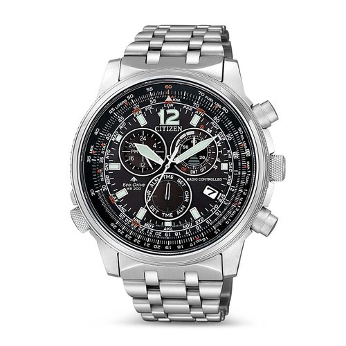 CITIZEN Eco-Drive Radio Controlled CB5860-86E