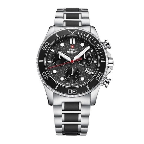 SWISS MILITARY by CHRONO Chronograph SM34051.01