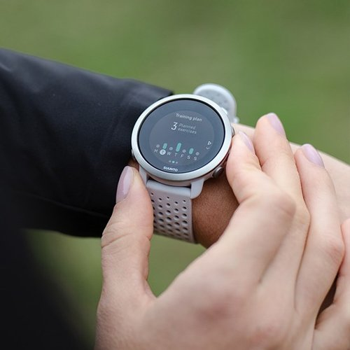 SUUNTO 3 Pebble White SS050416000