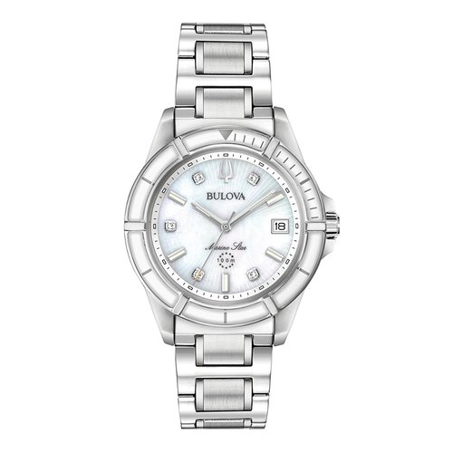 BULOVA Diamond Marine Star 96P201
