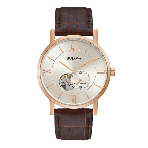 BULOVA Mechanical Collection American Clipper Automatic 97A150