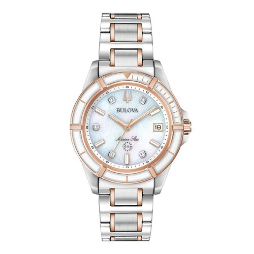 BULOVA Diamond Marine Star 98P187