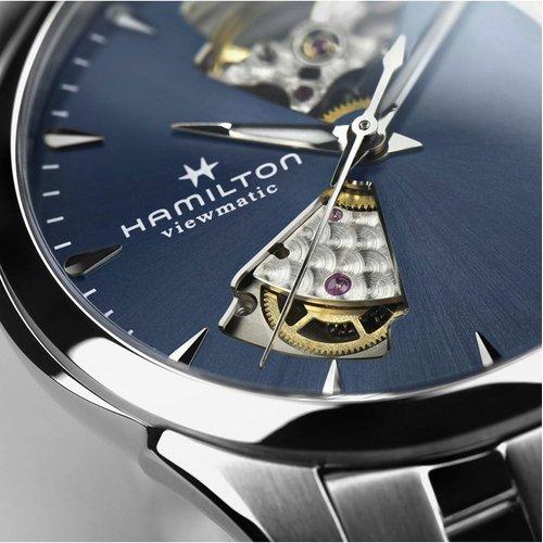 HAMILTON Jazzmaster Open Heart Lady Automatic H32215141