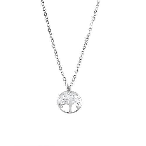 SENZA Silver 925 Necklace SSR2389SR