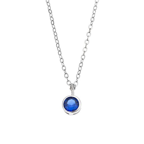 SENZA Silver 925 Necklace SSR2241SBL