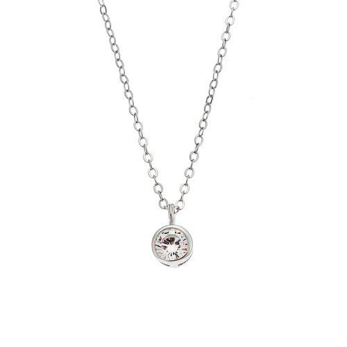 SENZA Silver 925 Necklace SSR2241SR