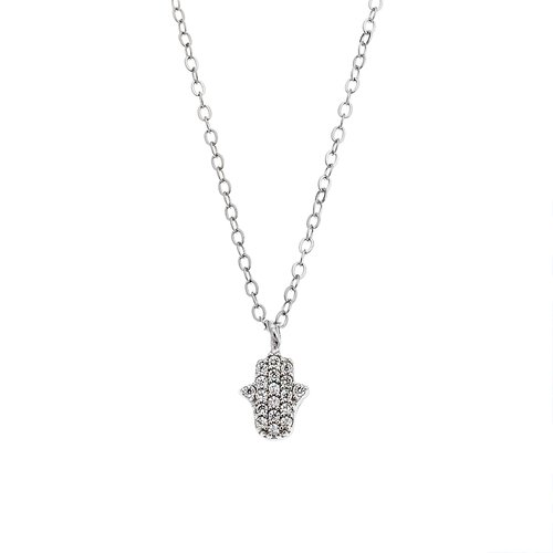 SENZA Silver 925 Necklace SSR2242SR