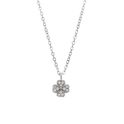 SENZA Silver 925 Necklace SSR2248SR