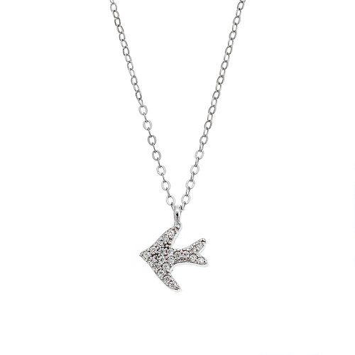 SENZA Silver 925 Necklace SSR2250SR